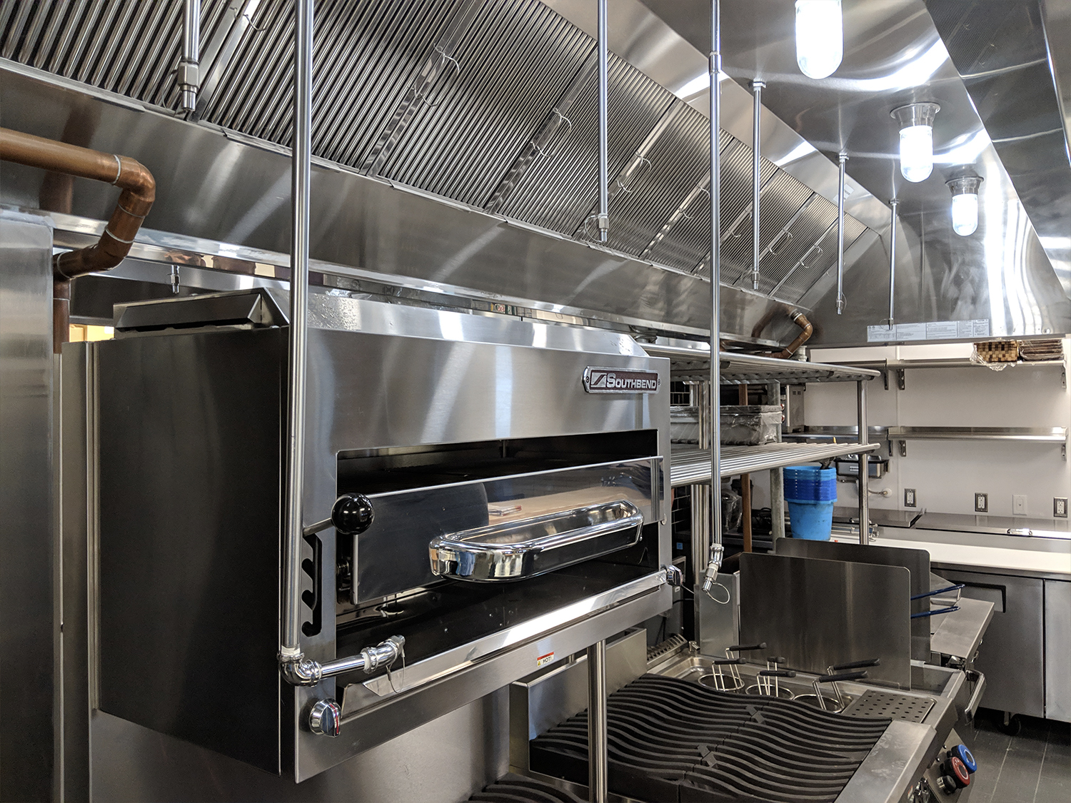 Southbend Commercial Kitchen Oven