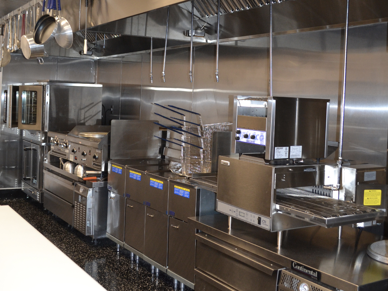 commercial cooking equipment fryer