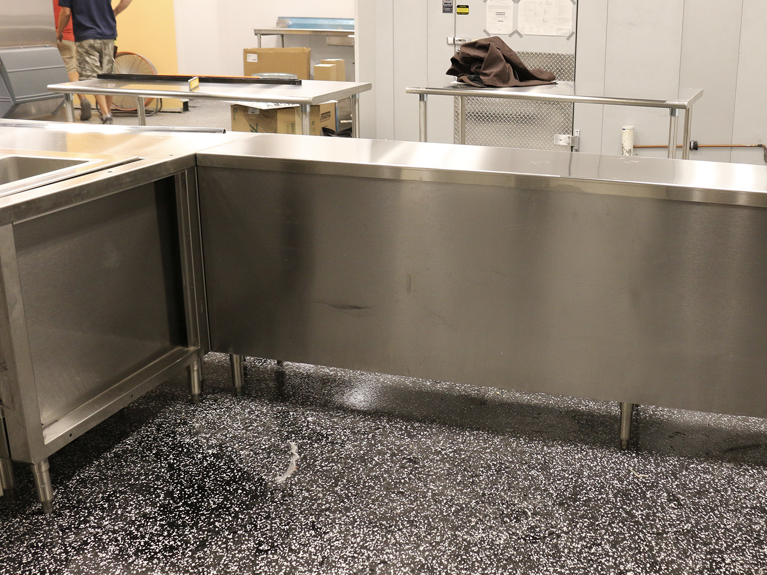 custom fabrications stainless steel