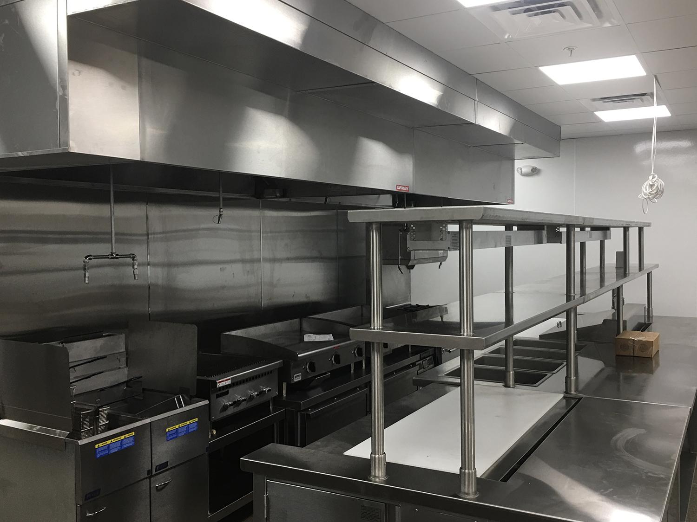 grills station cookline design build