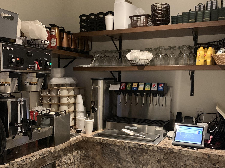 wait station commercial kitchen supplies