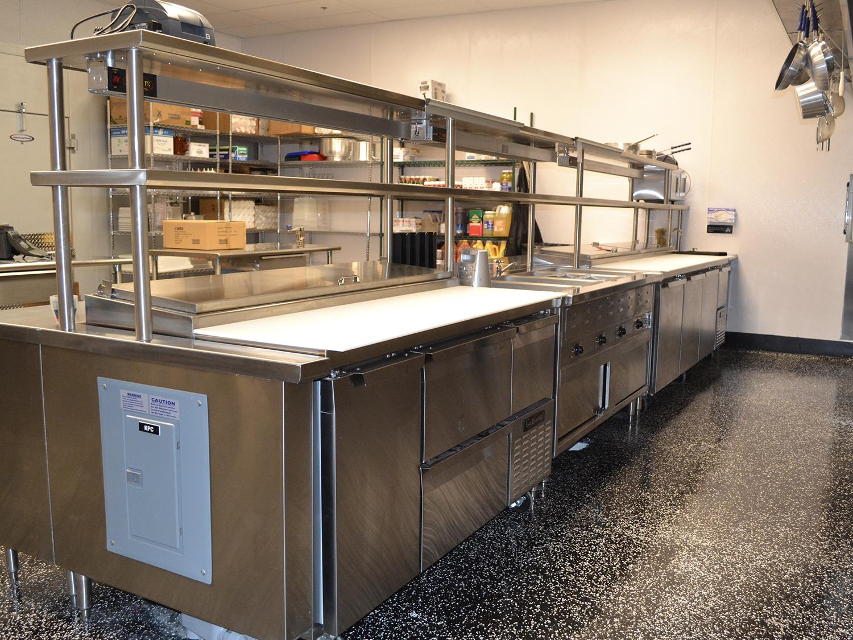 warming drawers undercounter food prep